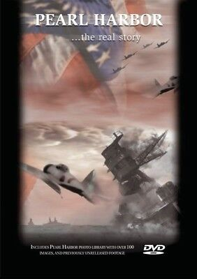 Pearl Harbor: Real Story (DVD Used Very Good)