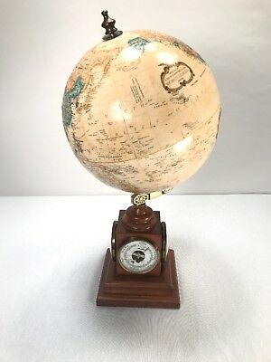 Vintage Replogle 9 Inch Diameter Globe World Classic Series