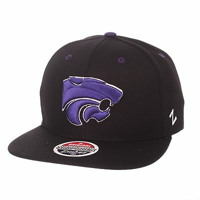 outlet store 5a7db 5f35e Kansas State Wildcats Official NCAA Z11 Adjustable Hat Cap by Zephyr 605844