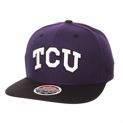 TCU HORNED FROGS Official NCAA ZH X-Large Hat Cap by Zephyr 583234 ... 5b8e5837ba61