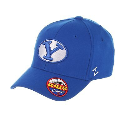 59b480c3429 Byu Cougars Official NCAA ZHS Youth X-Small Hat Cap by Zephyr 644126
