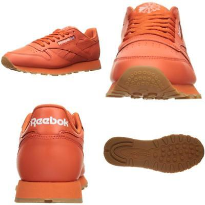 REEBOK CLASSIC LEATHER CU Men s Shoe Red or Blue AR2445   AR2446 ... 5abe95a91