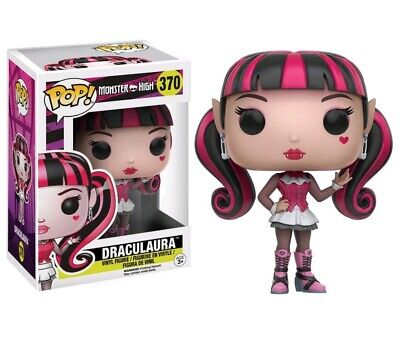 Monster High Draculaura Pop! Vinyl Figure #370
