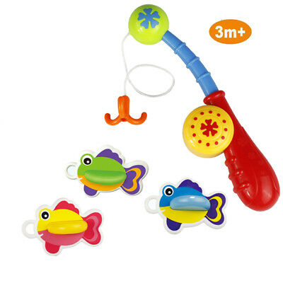 Baby Bath Toy Fish Game Intellectual Toys Best Gift For Children Boy/Girl AU