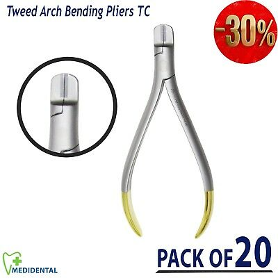 Tweed Arch Bending Plier For Handling Square Rectangular Archwires pack of 20