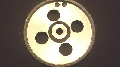 C B N Grinding Diamond wheel 80 &240 grits outlasts stone smooooth as the wind