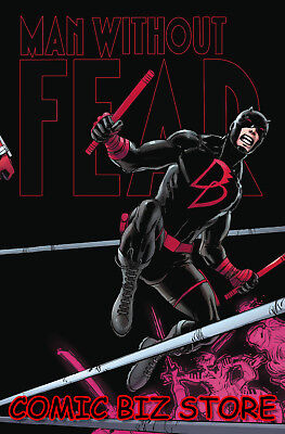 Man Without Fear #5 (Of 5) (2019) 1St Printing Camuncoli Connecting Variant Cvr