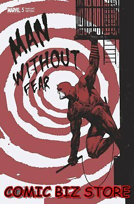 Man Without Fear #5 (Of 5) (2019) 1St Printing Zaffino 1:25 Variant Cover Marvel