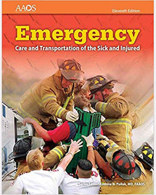 Emergency Care and Transportation of the Sick and Injured 11th Edition(PDF)