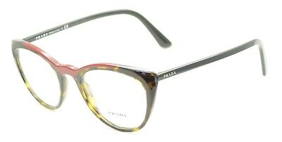 07887ffcf63a PRADA VPR 07V 320-1O1 51mm Eyewear FRAMES RX Optical Eyeglasses Glasses -  Italy