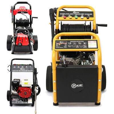 Mobile Petro High Power Pressure Wash Jet Washer Engine 8Hp 3950Psi 15Hp 4800Psi