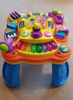 Ex Condition Toys R Us Bruin Music Play Activity Table