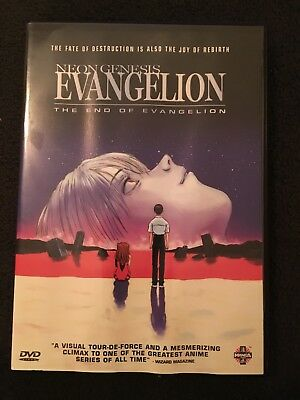 Neon Genesis Evangelion The End of Evangelion MANGA Animation Action Drama Scifi