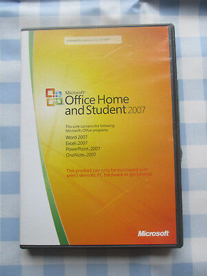 Microsoft Office 2007 Word,Excel,PowerPoint,one note Windows 7&10 + PRODUCT KEY