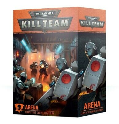 Kill Team: Arena – Competitive Gaming Expansion 102-48-60