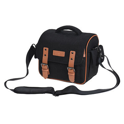 39d45e5f694 DSLR SLR Camera Messenger Shoulder Case Bag Waterproof For Canon Nikon CAM  L5R3