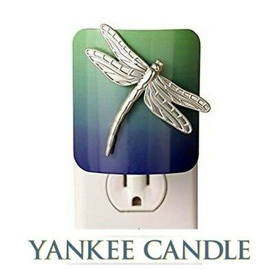 YANKEE Candle HOME SCENT Plug in Fragrance Oil Electric Base Diffuser DRAGONFLY