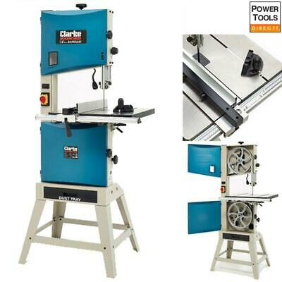 Clarke CBS350 340mm Professional Bandsaw and Stand