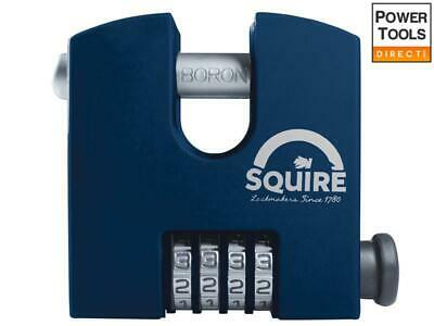 Henry Squire SHCB65 Stronghold Re-Codeable Padlock 4-Wheel