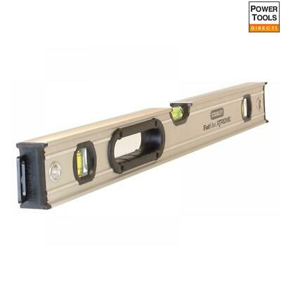 Stanley FatMax Magnetic Box Spirit Level 3 Vial 60cm