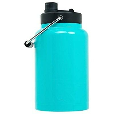 2305818ddef RTIC® TEAL HALF Gallon Water Bottle Vacuum Insulated Stainless Steel ...