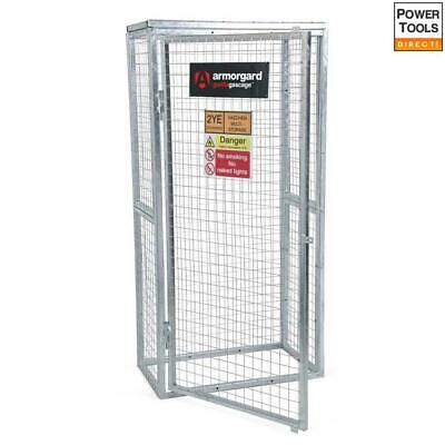 Armorgard Gorilla Bolt Together Gas Cage 1000 x 500 x 1800mm