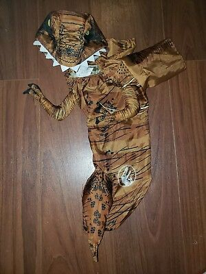 Rubies Jurassic World Fallen Kingdom T-Rex Dog Costume - Size Medium