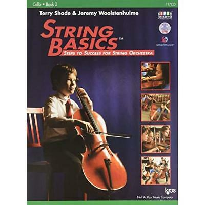 Terry Shade/Jeremy Woolstenhulme: String Basics Steps To Success For String Orch
