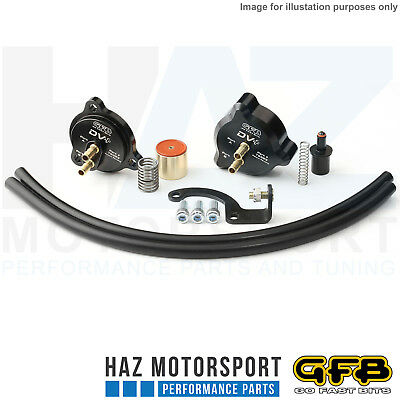 GFB DV+ Diverter Valve Recirculating  Mini Cooper N18 Turbo Auto Only R55 to R60