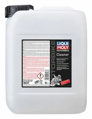 Liqui Moly Motorcycle Motorbike Cleaner 5 Litre