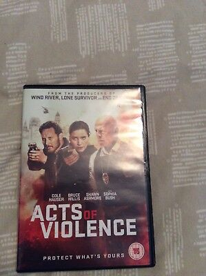 Acts of Violence [DVD
