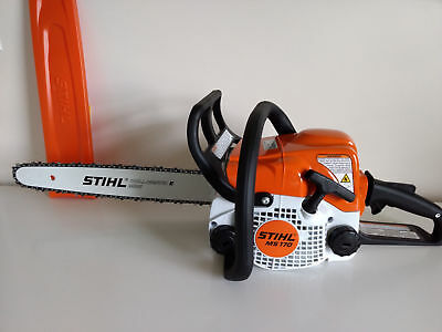 NEW! STIHL MS170 Chainsaw W/16