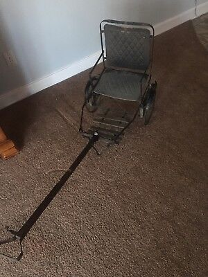 Home & Hearth Baby Carriages & Buggies kab Baby Stroller Very Rare Antique Komfy