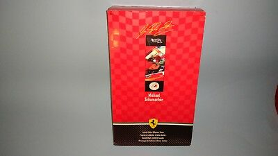Hot Wheels Action Figures Michael Schumacher - Limited Edition Mattel