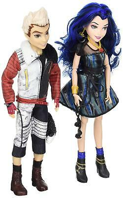Disney Descendants Two-Pack Evie Isle of the Lost and Carlos Isle of the Lost Do