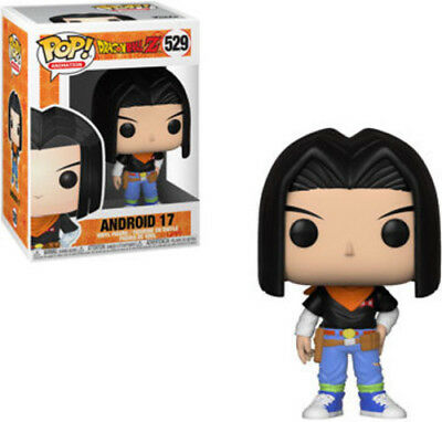 Dragon Ball Z - Android 17 - Funko Pop! Animation: (2019, Toy NUEVO)