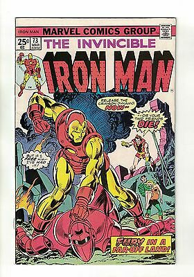 """Iron Man Vol. 1 - #73 