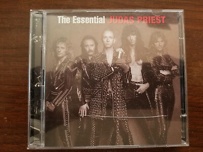 The Essential Judas Priest 2 CD Collection