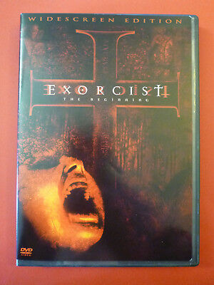 Exorcist The Beginning DVD Bilingual