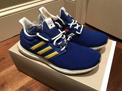 b466f9b58 Adidas Consortium Ultra Boost 1.0 Engineered Garments 8-13 Blue Yellow  BC0949