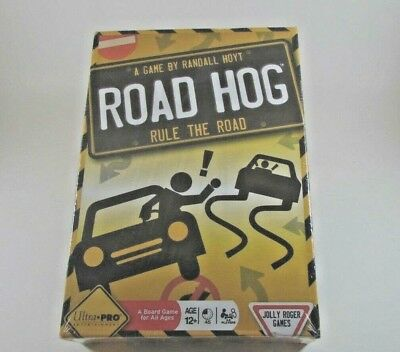 Road Hog Board Game [NEW] Ultra Pro Gaming Gift Xmas Age 10+ Kids Adults