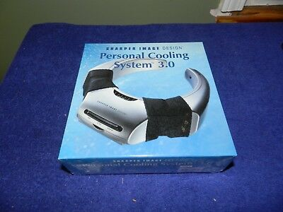 New Sharper Image Personal Cooling System 20 Si528 Smallmedium