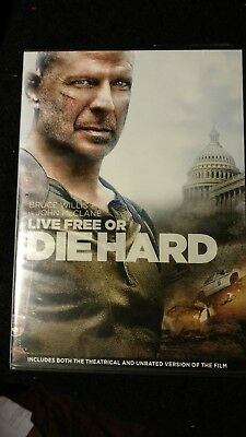Live Free Or Die Hard (Widescreen/ Unrated Version/ Special Edition)