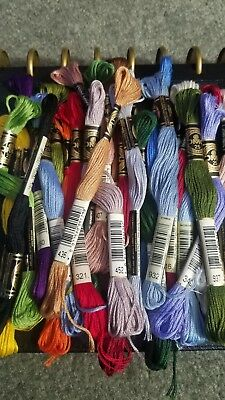 DMC-117 1 Skein PICK YOUR COLORS  (#25 8.7yds 6-Strand 100% Cotton)