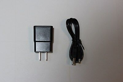 New Factory TI-84 Plus CE Charger AC Adapter with USB Cable