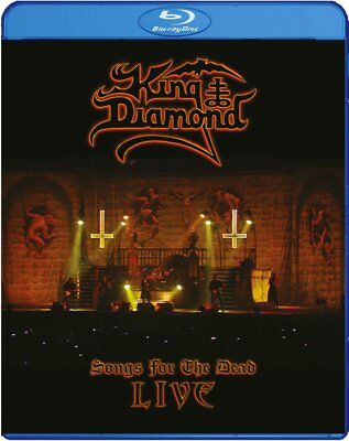 KING DIAMOND Songs For The Dead Live BLU-RAY