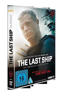 The Last Ship - Complete Season 1 First TV Series - Eric Dane NEW UK R2 DVD PAL