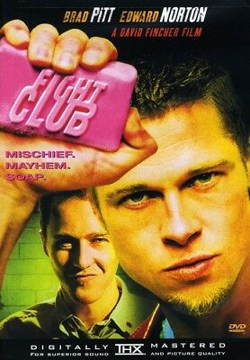 Fight Club  WS (DVD Used Very Good) WS