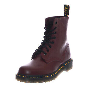 Dr.Martens Stivali 1460 Bape Cherry Red Smooth Emboss Bordeaux