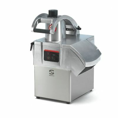 SAMMIC CA-301 Commercial Grade Vegetable Preparation Machine with Free 3 Discs